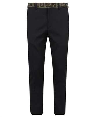 Fendi FB0514 A74Q FF LOGO Trousers