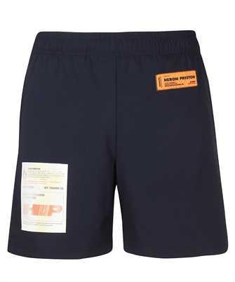 Heron Preston HMVH001F21JER001 LABEL ACTIVE Shorts