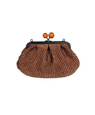 MAX MARA WEEKEND 55110514600 RAFFIA PASTICCINO Bag