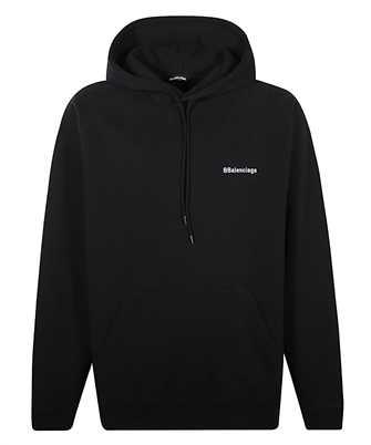 Balenciaga 570811 TJV85 MEDIUM FIT Kapuzen-Sweatshirt