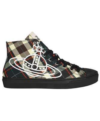 Vivienne Westwood 75010001M W0008 PLIMSOLL HIGH TOP Sneakers