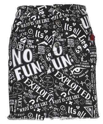 John Richmond RWP21161 ALLOVER PRINTS Skirt