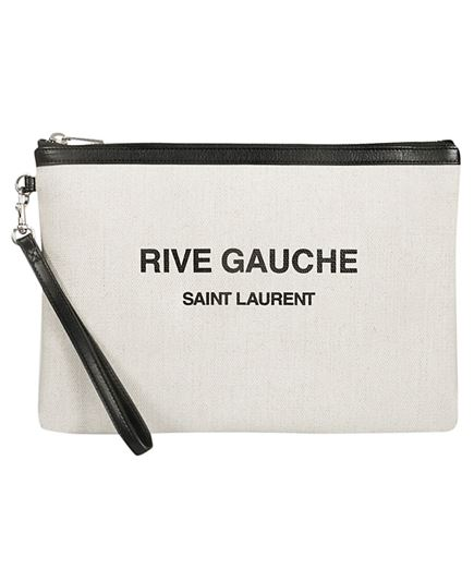 Saint Laurentt 565722 9J58E POUCH RV Bag