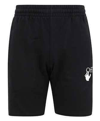Off-White OMCI006R21FLE002 MARKER Shorts