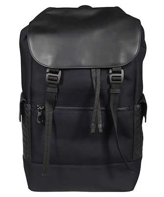 Bottega Veneta 520460 VAYE3 HI-TECH CANVAS SASSOLUNGO Backpack