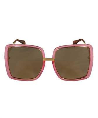Gucci 648624 J1691 SQUARE-FRAME Sunglasses