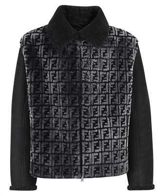 Fendi FM0172 AGUI REVERSIBLE SHEARLING Jacket