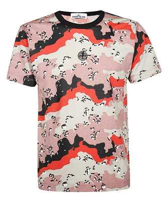 Stone Island 233E9 DESERT CAMO T-shirt