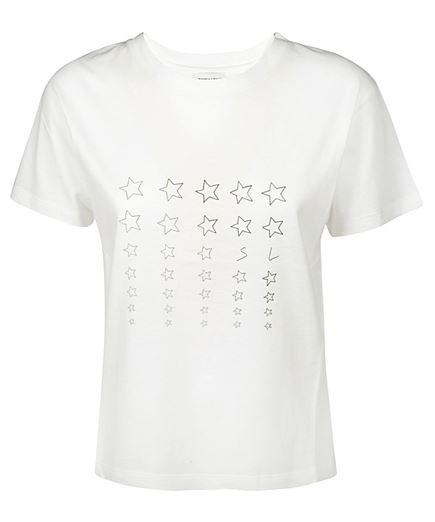 Saint Laurent 525476 YB2UD T-shirt