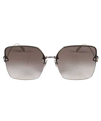 Alexander McQueen 611098 I3330 SKULL JEWELLED Sunglasses