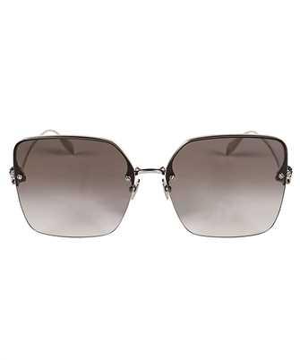 Alexander McQueen 611098 I3330 SKULL JEWELLED Occhiali da sole