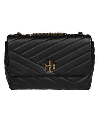 Tory Burch 64963 KIRA CHEVRON SMALL CONVERTIBLE SHOULDER Borsa