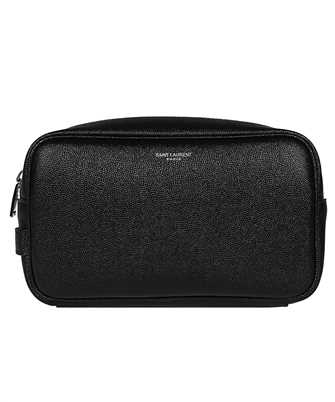 Saint Laurent 650125 1GF0N SAINT LAURENT PARIS SMALL GROOMING Bag