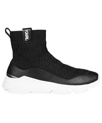 Karl Lagerfeld KL51651 VERGER MONOGRAM SOCK Boots