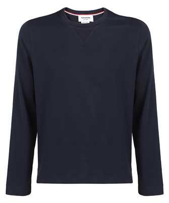Thom Browne MJS144A 00042 MEDIUM WEIGHT JERSEY T-shirt