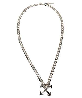 Off-White OMOB032R20253023 ARROW Collana