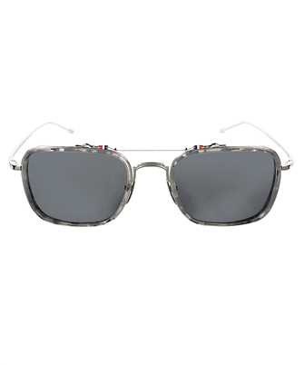 Thom Browne TBS816 53 03 AVIATOR Sunglasses