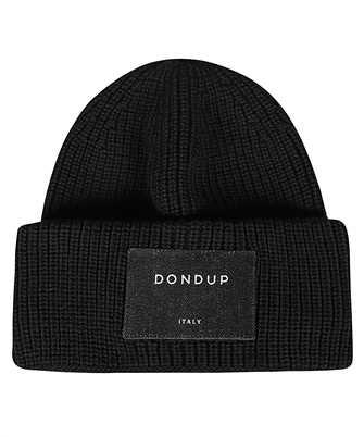 Don Dup UQ088 Y00478U ZI7 LOGO PATCH Mütze