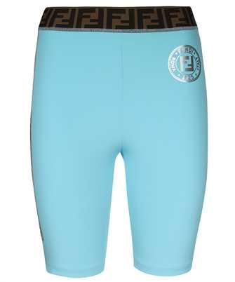 Fendi FAB201 AB4A FF BAND BIKE Shorts