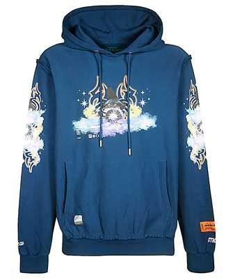 Heron Preston HMBB006S19736037 TRIBAL WIZARD Sweatshirt