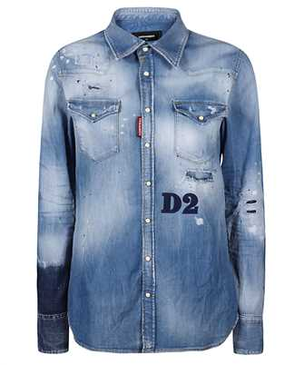 Dsquared2 S75DL0749 S30341 Camicia