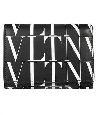 Valentino Garavani UY2P0R60MGG VLTN TIMES FRENCH Wallet