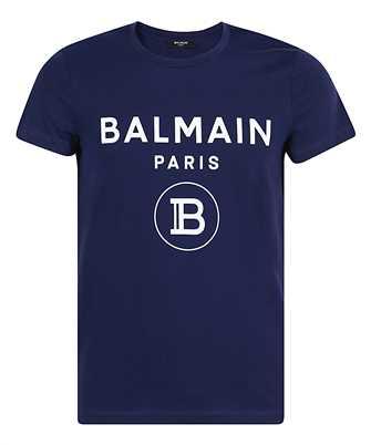 Balmain VH1EF000B029 PRINTED LOGO T-shirt