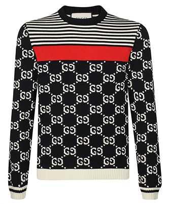 Gucci 496458 X9I07 GG Knit