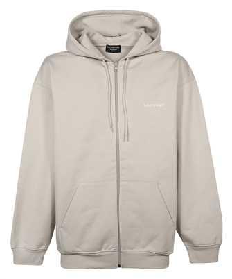 Balenciaga 641659 TIV55 MEDIUM-FIT ZIP UP Kapuzen-Sweatshirt