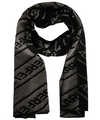 Karl Lagerfeld 96KW3301 LOGO LUREX Sciarpa
