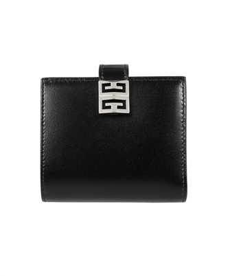 Givenchy BB60GYB00D SMALL 4G BIFOLD Wallet