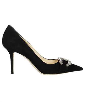 Jimmy Choo SARESA 85 SUE Shoes