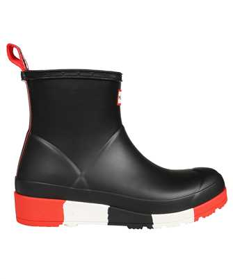 Hunter WFS1008RMA PLAY SHORT STRIPE SOLE Boots