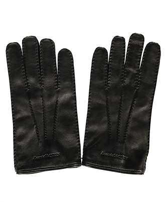 Alexander McQueen 585848 4B87Q Gloves