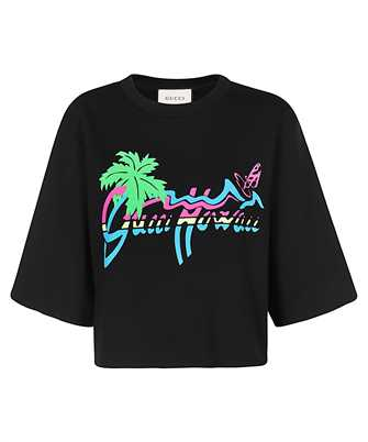 Gucci 624626 XJCUE CROPPED Sweatshirt