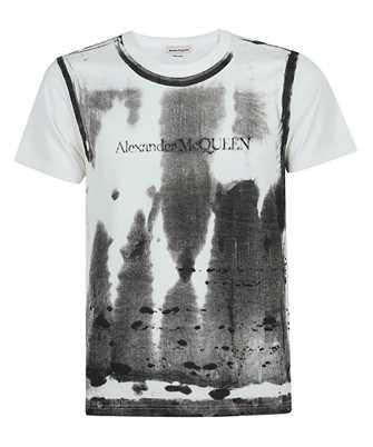Alexander McQueen 650426 QQZ68 XRAY T-Shirt