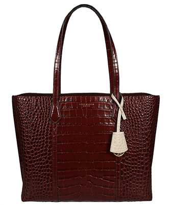 Tory Burch 73619 PERRY EMBOSSED TOTE Bag