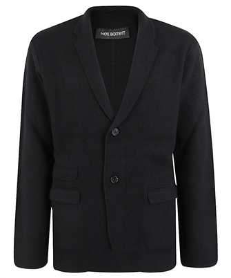 Neil Barrett PBMA1096 P601 WOOL KNITTED Jacket