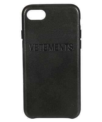 Vetements UAH20AC900 BLACK iPhone 7/8 cover