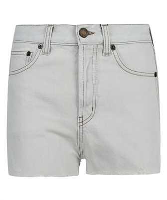 Saint Laurent 641899 Y01KB RAW-EDGE Shorts