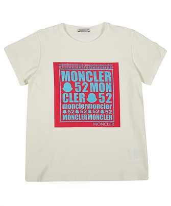 Moncler 8C710.10 8790A# Girl's t-shirt