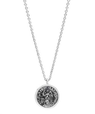 Tom Wood NP54VC NA 01 ANGEL COIN Necklace
