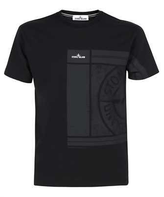 Stone Island 2NS81 MOSAIC FOUR T-shirt