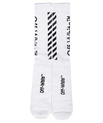 Off-White OMRA001F19120024 DIAG Socks