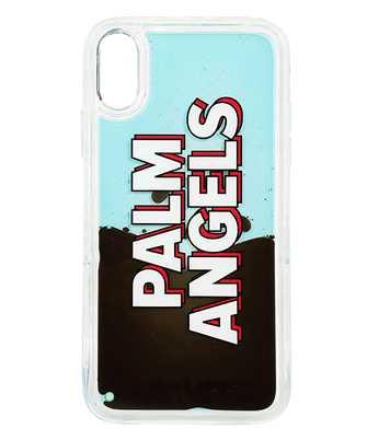 Palm Angels PMPA008R20732007 LIQUID LOGO iPhone XR cover