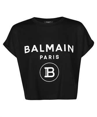 Balmain TF11357I381 T-Shirt