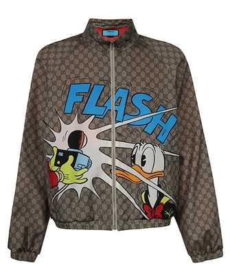 Gucci 646442 ZAGCJ DONALD DUCK PRINT Jacket