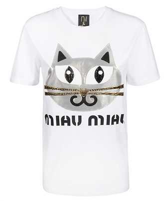 NIL&MON MIAU MIAU GRLPWR T-shirt
