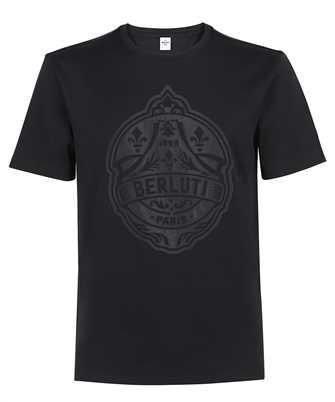 BERLUTI R18JRS51-004 CREST T-Shirt