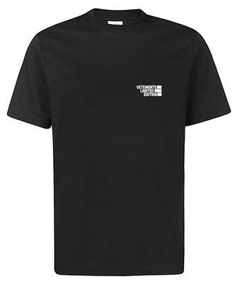 Vetements UE51TR720B LOGO LIMITED EDITION T-shirt